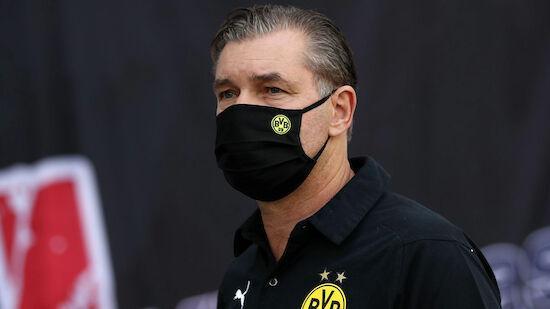 Dortmund-Boss Zorc: Keine Titel-Gedanken