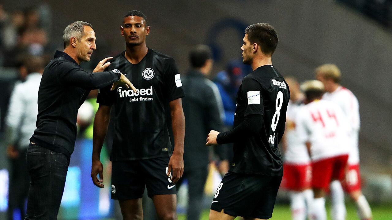 Europa League So Sehen Sie Apollon Limassol Gegen Eintracht