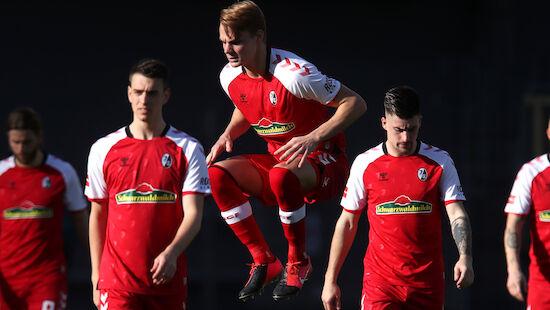 Keine schwere Kopfverletzung bei Philipp Lienhart
