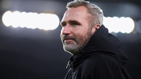 Hamburger SV stellt neuen Cheftrainer vor