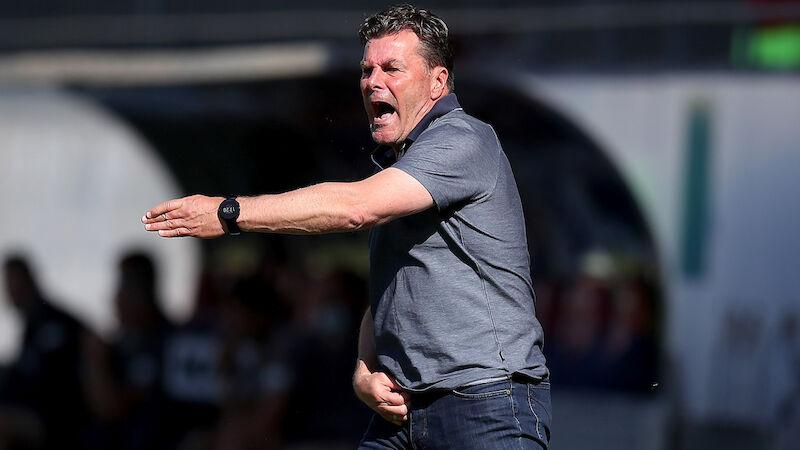 Hamburger SV wechselt Coach schon wieder