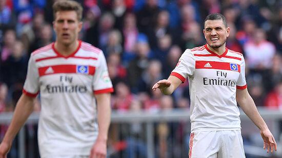 HSV-Spieler üben heftige interne Kritik