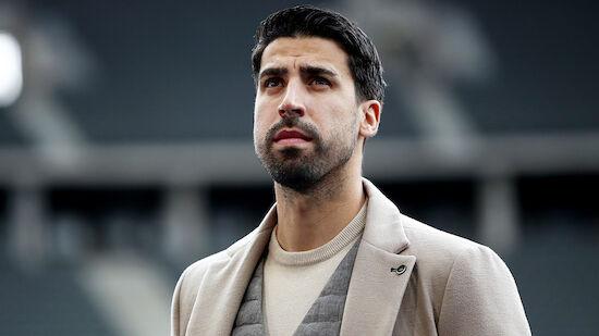 Sami Khedira verkündet Karriereende