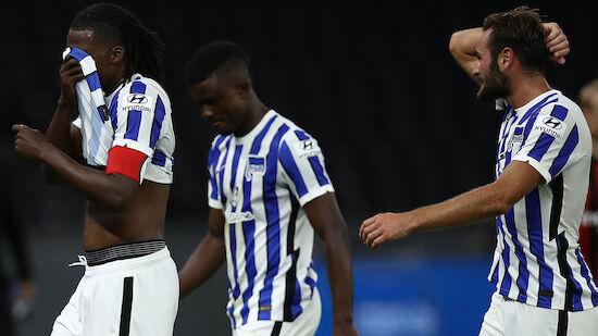 Offiziell! DFL sagt drei Spiele von Hertha BSC ab