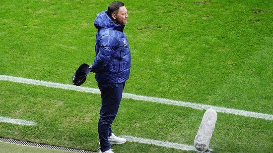 Pal Dardai bleibt Trainer von Hertha BSC