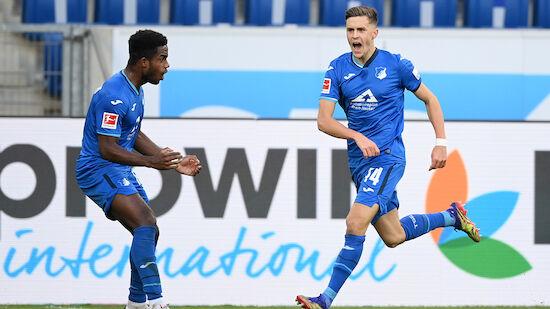 Christoph Baumgartner verlängert bei Hoffenheim