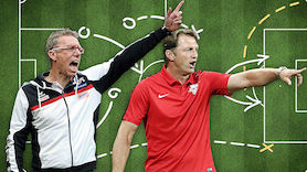 ÖFB-Coaches in Trainer-Wahl top