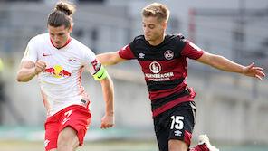 DFB-Pokal: Leipzig nach Sabitzer-Assist weiter