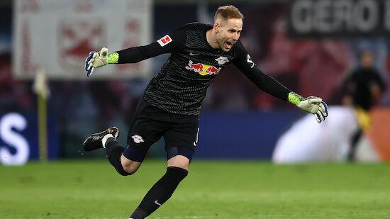 Leipzig-Keeper Gulacsi erteilt BVB Korb