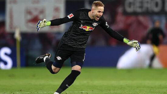 Peter Gulacsi wird neuer Leipzig-Kapitän