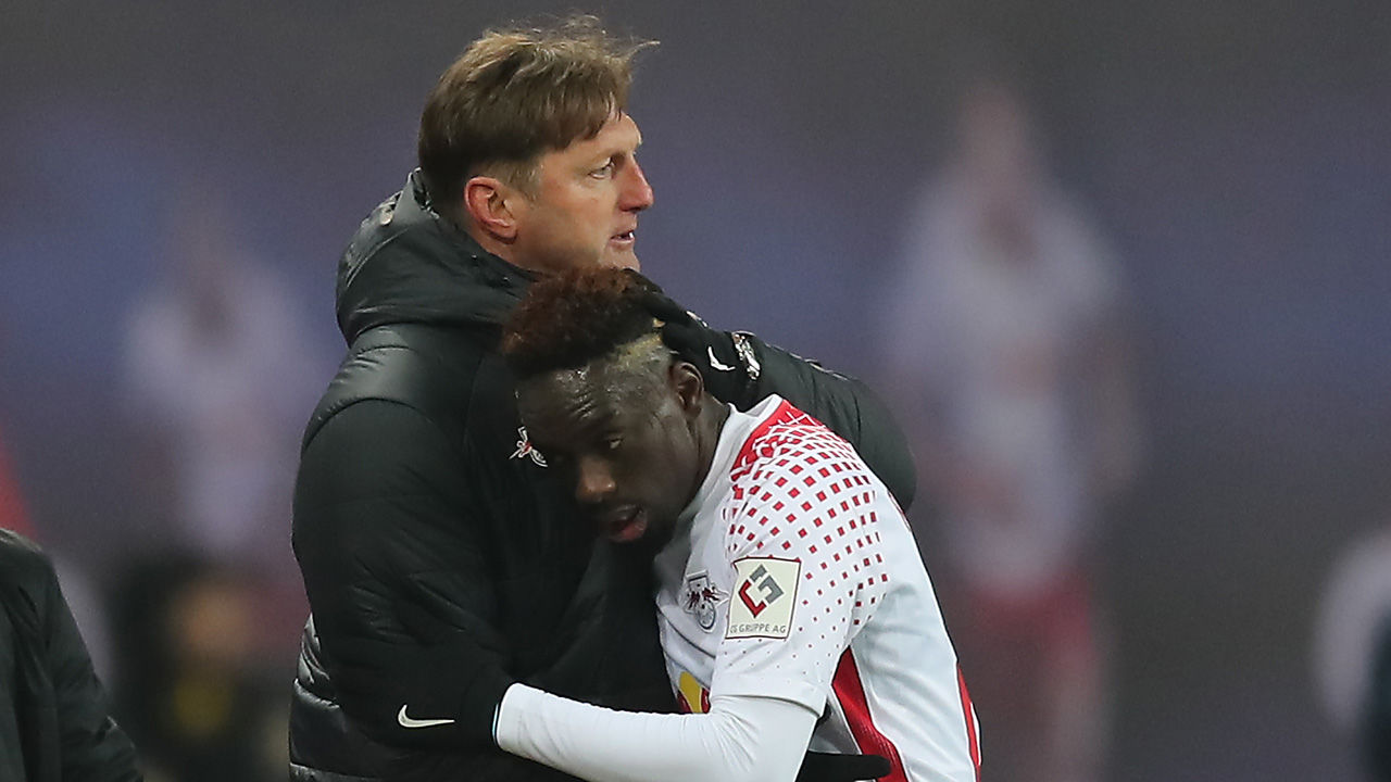 Image result for hasenhuttl jean kevin augustin
