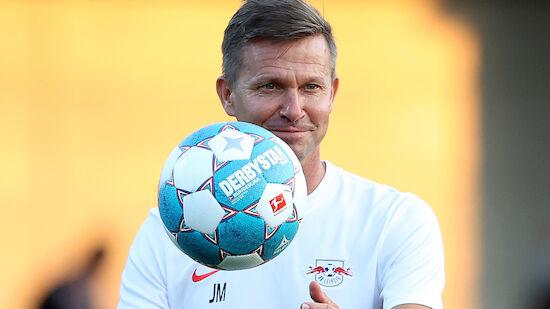 Marsch kann mit RB Leipzig zwei Teams aufstellen