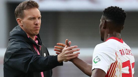Julian Nagelsmann vor Wechsel zum FC Bayern