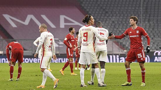 Möglicher Pilotversuch bei Leipzig gegen Bayern