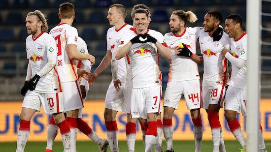 Sabitzer trifft zum Leipzig-Sieg in Bielefeld