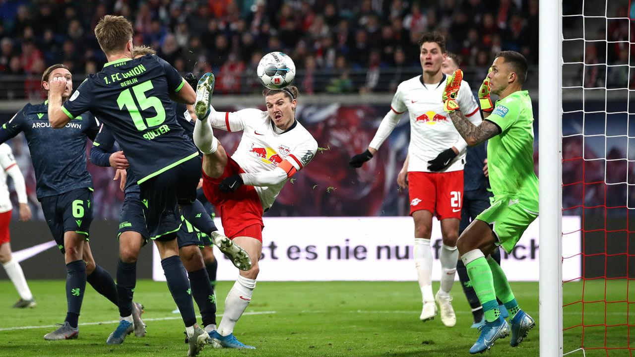 Hamburg Leipzig Fussball