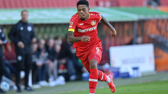 Bayer Leverkusen verliert Leon Bailey