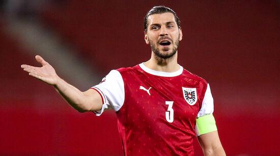 Dragovic will noch einmal für Austria spielen