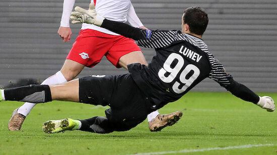 Bayer Leverkusen verpflichtet Goalie Andrey Lunev