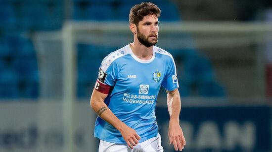 Niklas Hoheneder beendet Karriere