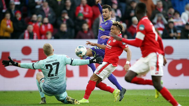 SC Freiburg knüpft an starke Hinruden-Leistung an