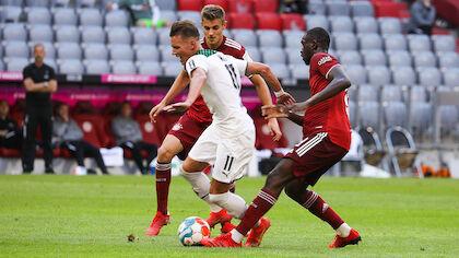 HANNES WOLF (Borussia Mönchengladbach) - 8,0 Mio.