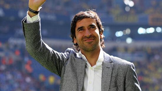 Real-Legende Raul im Gespräch bei Frankfurt