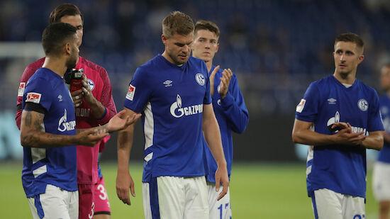 Schalke: Auftakt-Pleite