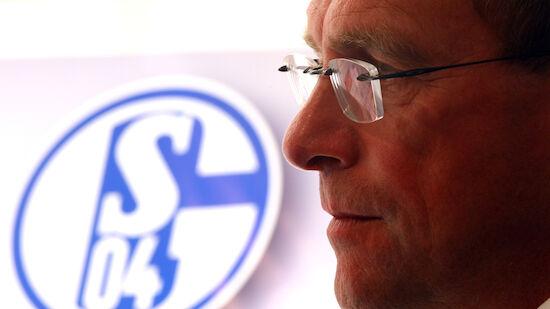 Rangnick-Comeback auf Schalke?