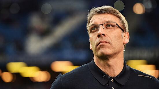 Peter Knäbel neuer Sport-Vorstand von Schalke 04