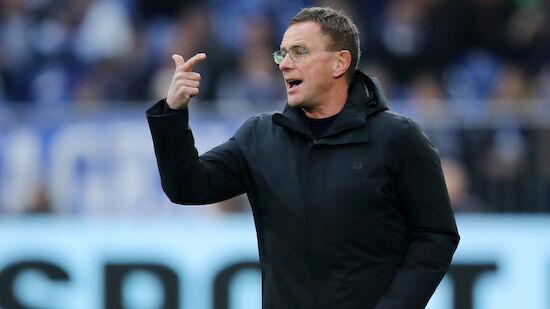 Schalke nimmt Kontakt zu Rangnick auf
