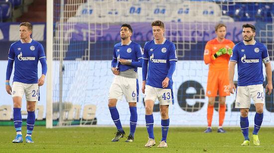 Schuldenberg von Krisenklub Schalke wächst weiter