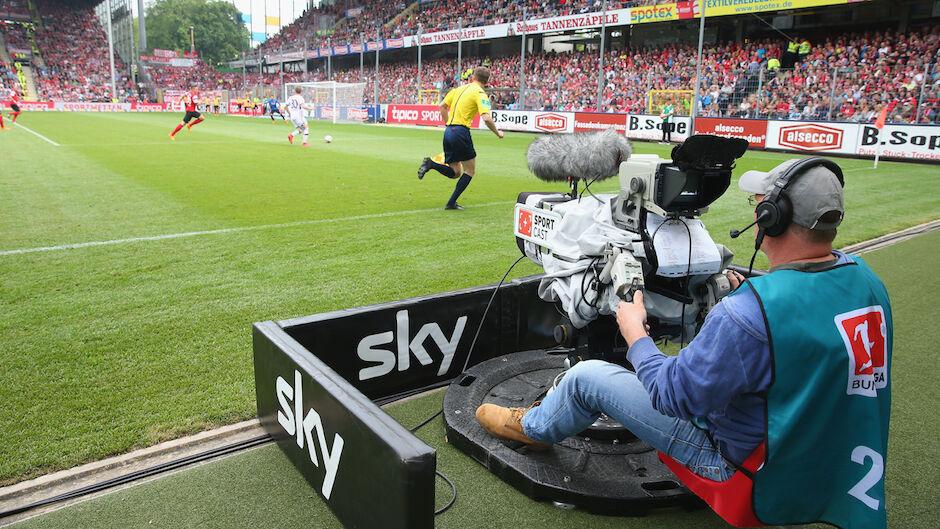 Bundesliga Rechte Sky