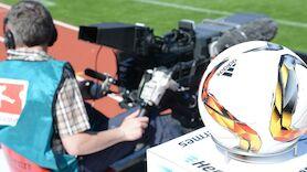 TV-Rechte an deutscher Bundesliga vor Wechsel