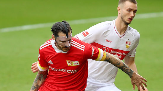 Trimmel glänzt bei Union-Sieg gegen Stuttgart