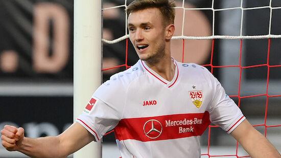 Sasa Kalajdzic stellt VfB-Vereinsrekord ein