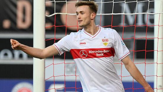 VfB Stuttgart: Kalajdzic winkt besserer Vertrag