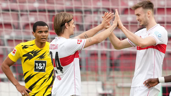 Kalajdzic für VfB Stuttgart