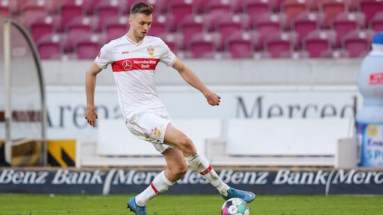 Zwangspause für VfB-Goalgetter Kalajdzic