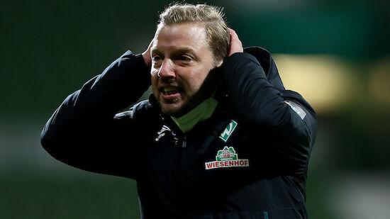 Werder-Fans fordern Kohfeldt-Rauswurf