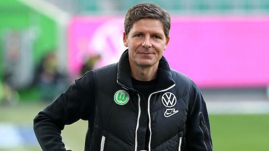 Wolfsburg rechnet mit Glasner-Verbleib