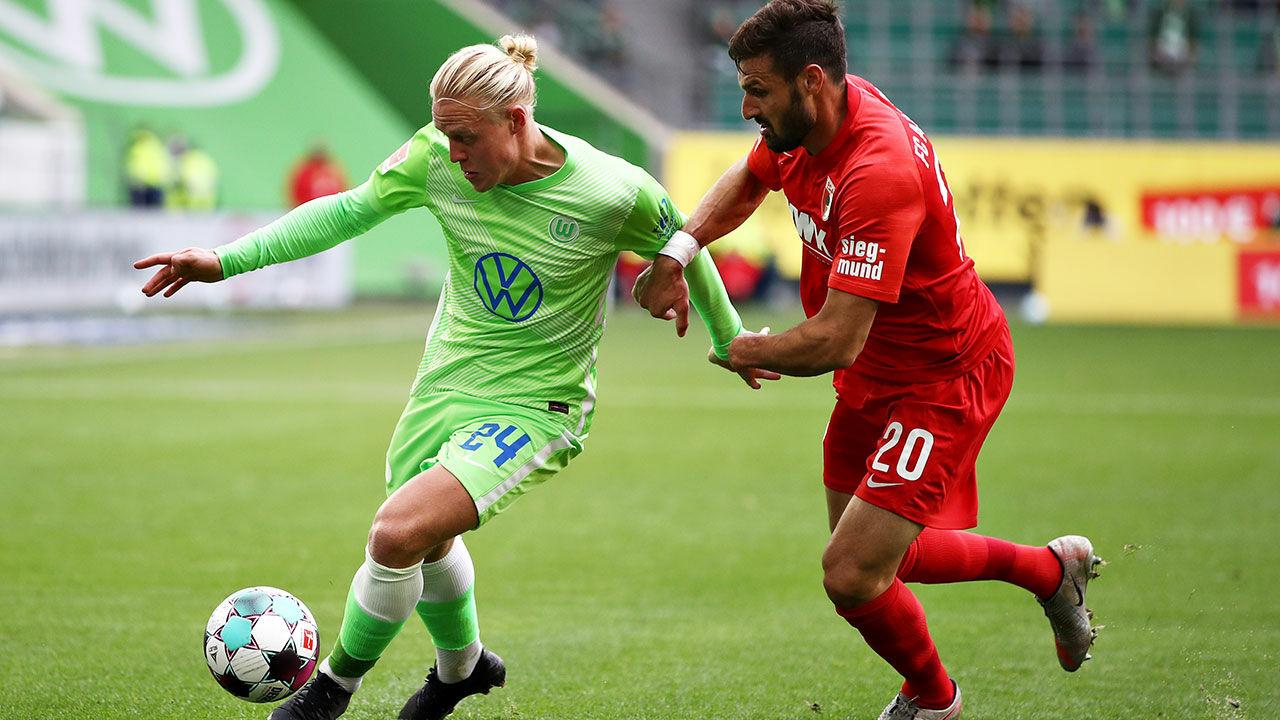 Augsburg Gegen Wolfsburg