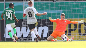 Starke Leistung von Joao Victor für VfL Wolfsburg