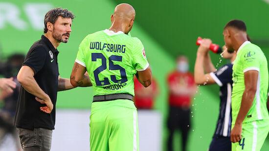 DFB Pokal: Wolfsburg zittert bis Donnerstag