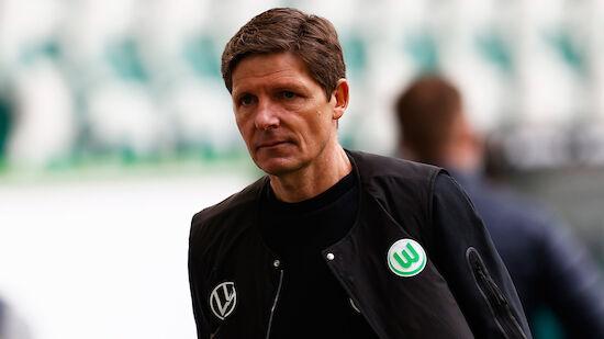 Oliver Glasner deutet Abschied aus Wolfsburg an