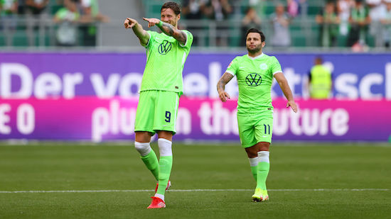 Wolfsburg startet mit einem Sieg