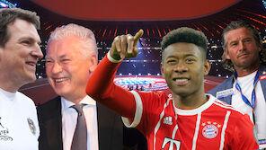Transfer? Das raten ÖFB-Legenden David Alaba