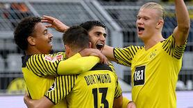 Dortmund schließt zu Bayern auf
