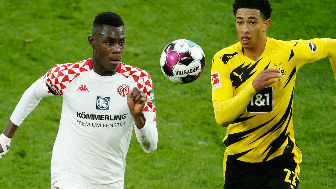Bundesliga Dortmund Gegen Mainz