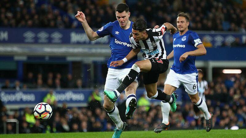 Müder Everton-Sieg gegen Newcastle